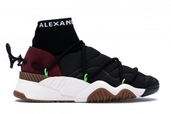 adidas AW Puff Trainer Alexander Wang Core Black Solar Green - DB2614