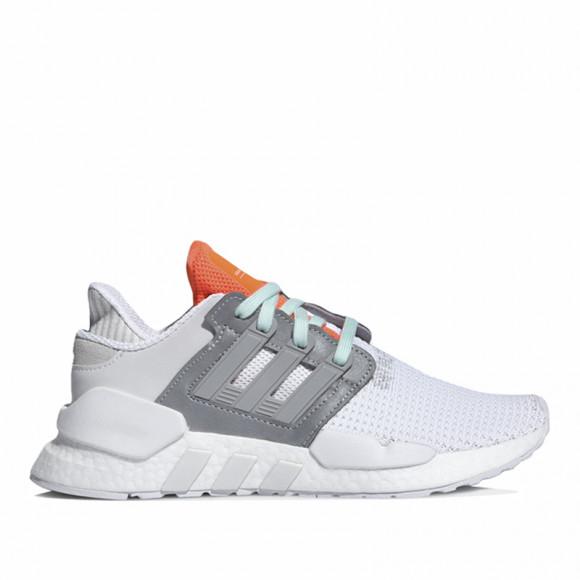 Adidas EQT Support 91/18 W White Grey Orange Marathon Running ...
