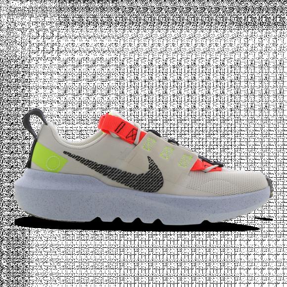 Nike Boys Nike Crater Impact - Boys' Grade School Running Shoes Light Bone/Black/Crimson Size 03.5 - DB3551-010