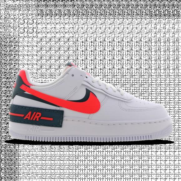 Scarpa Nike Air Force 1 Shadow - Donna - Bianco - DB3902-100