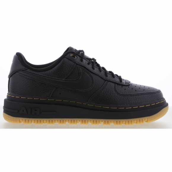 Nike Air Force 1 Low Luxe Black Gum - DB4109-001