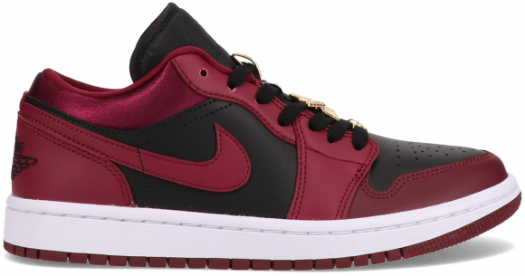 Jordan 1 Low Dark Beetroot Black (W) - DB6491-600