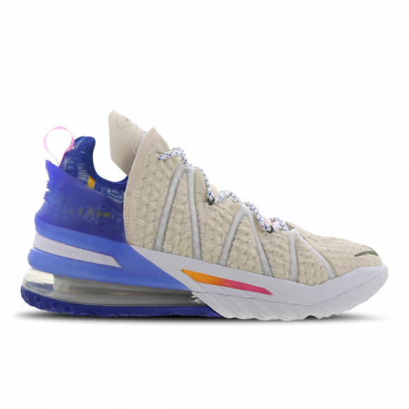 Nike LeBron 18 Los Angeles By Day - DB8148-200