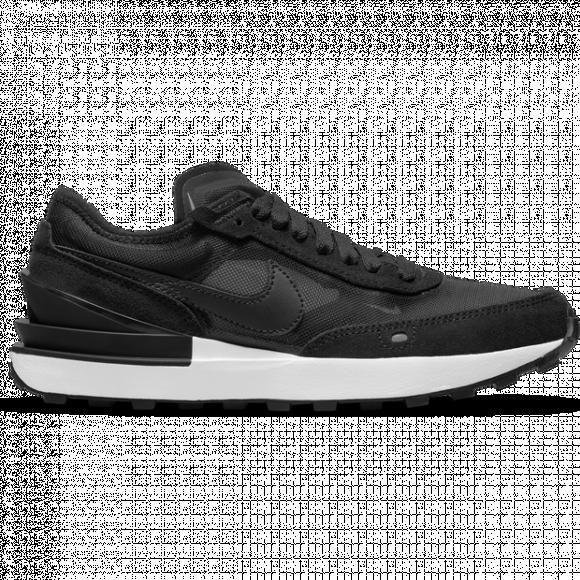 Nike Waffle One Kinderschoen - Zwart - DC0481-001