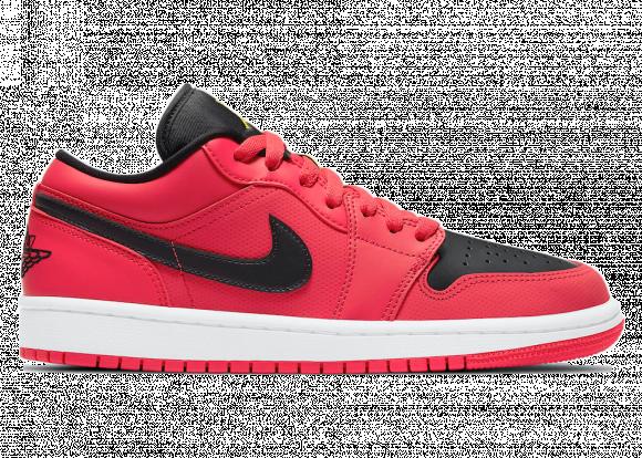 Chaussure Air Jordan 1 Low pour Femme - Rouge - DC0774-600