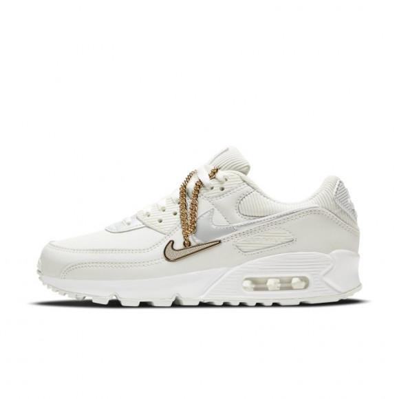 Nike Air Max 90 Women's Shoe - White - DC1161-100