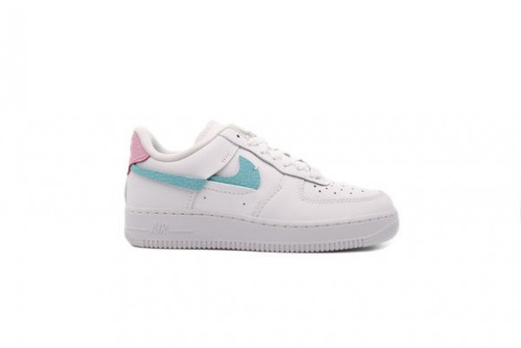 Nike Air Force 1 LXX White Pink Aqua (W) - DC1164-101