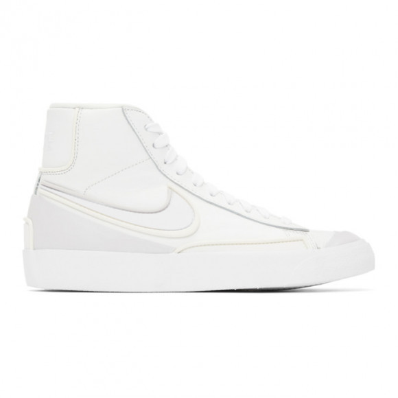 Nike Blazer Mid '77 Infinite Women's Shoe (Summit White) - DC1746