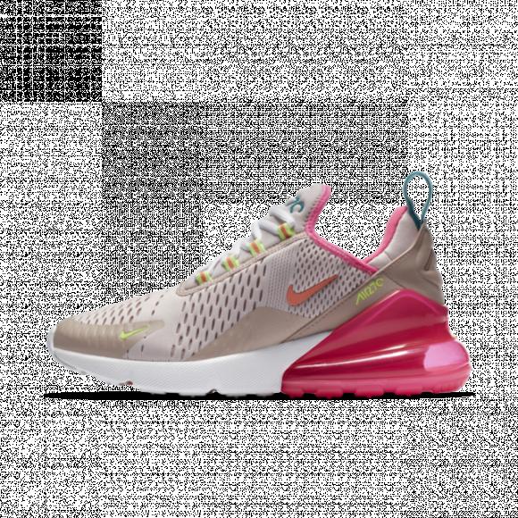 Scarpa Nike Air Max 270 - Donna - Rosa