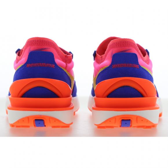 Nike Waffle One Women's Shoes - Blue - DC2533-400