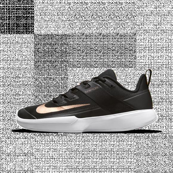 NikeCourt Vapor Lite Women's Hard-Court Tennis Shoe - Black - DC3431-033