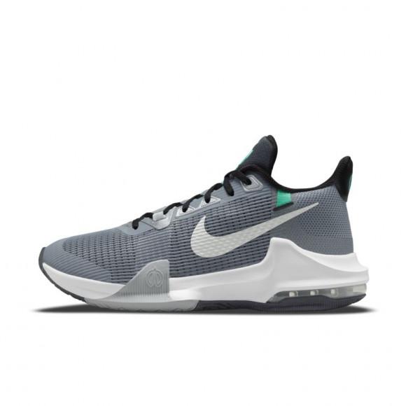Nike Air Max Impact 3 Basketball Shoe - Grey - DC3725-002