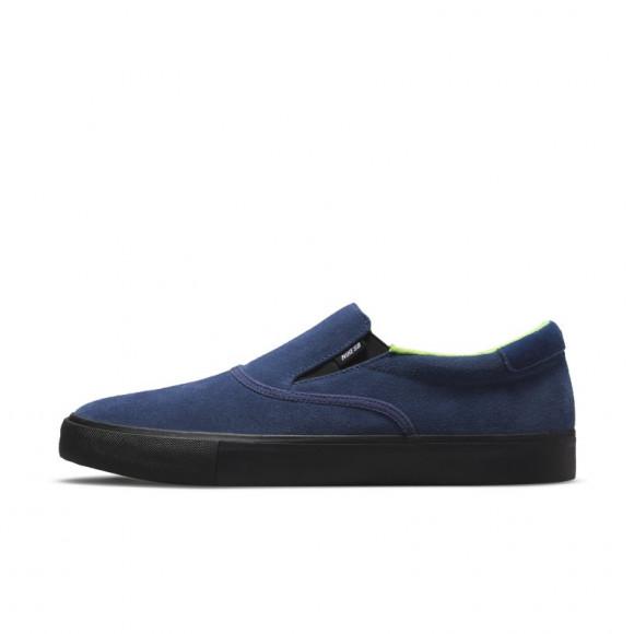Nike SB Zoom Verona Slip x Leo Baker Skate Shoe - Blue - DC4231-400