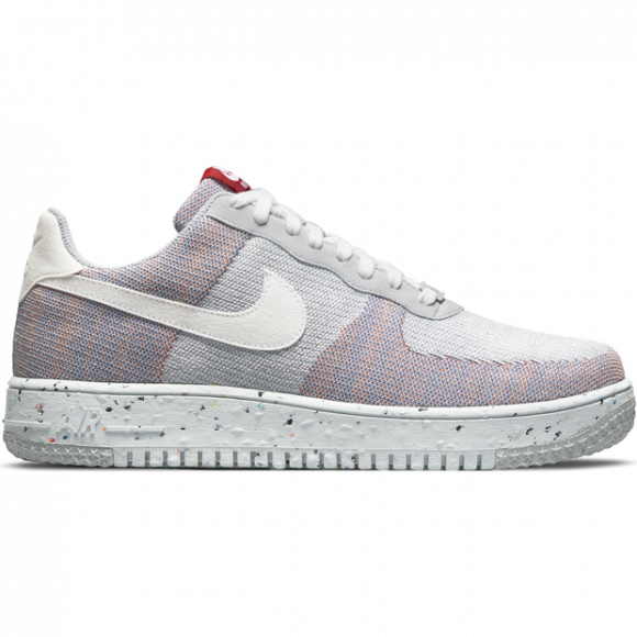 Nike Air Force 1 Crater Flyknit Men's Shoe - Grey - DC4831-002