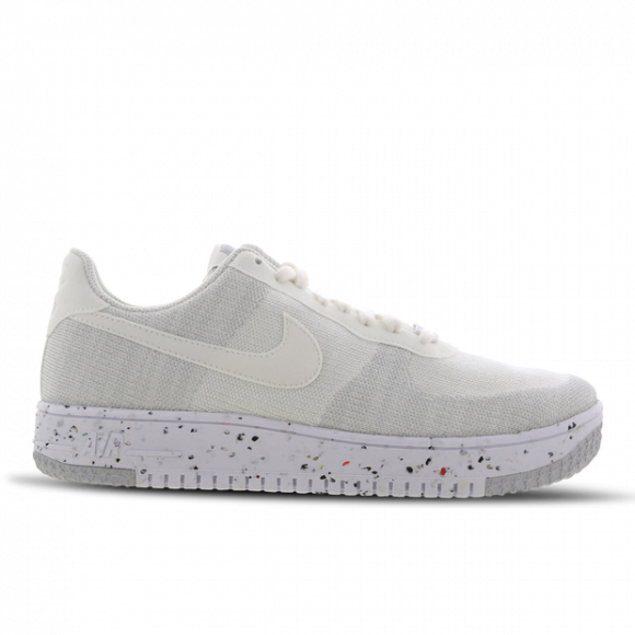 Chaussure Nike Air Force 1 Crater Flyknit pour Homme - Blanc ...