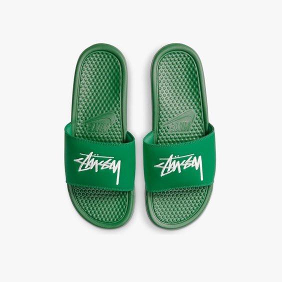 Nike Sportswear Nike x Stussy Benassi Slide Pink  - DC5239-300