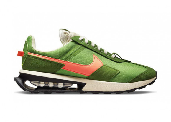 Nike Air Max Pre-Day LX Olive Green Marathon Running Shoes/Sneakers DC5330-300 - DC5330-300