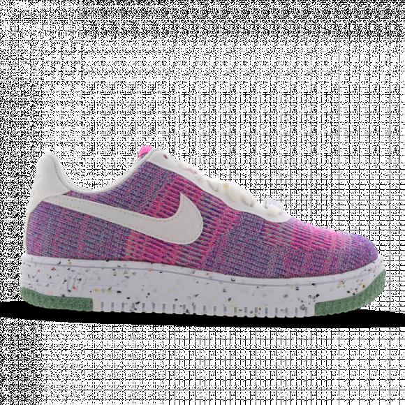 Nike Air Force 1 Crater Flyknit Women's Shoe - Purple - DC7273-500