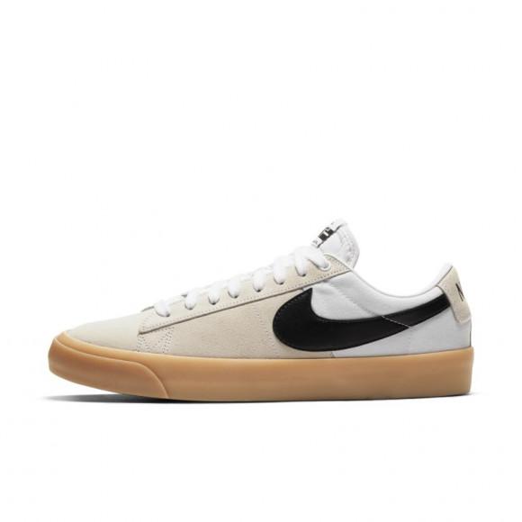 Nike SB Zoom Blazer Low Pro GT Skate Shoe - White - DC7695-100
