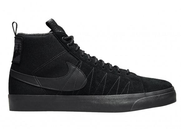 Nike SB Zoom Blazer Mid Acclimate Pack Triple Black - DC8903-002