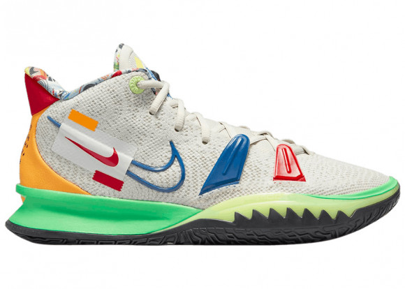 Nike Kyrie 7 Visions - DC9122-001/DC9121-001