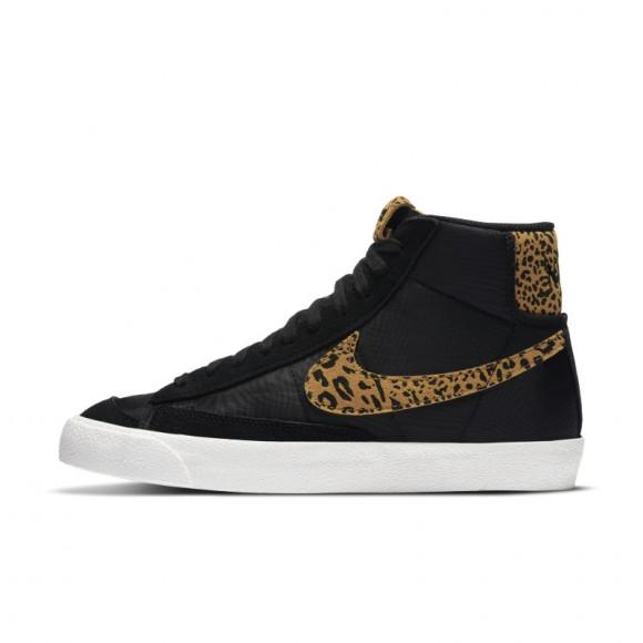 Nike Blazer Mid' 77 Women's Shoe - Black - DC9207-001