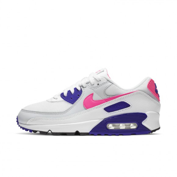 Nike Air Max 90 Women's Shoe - White - DC9209-100