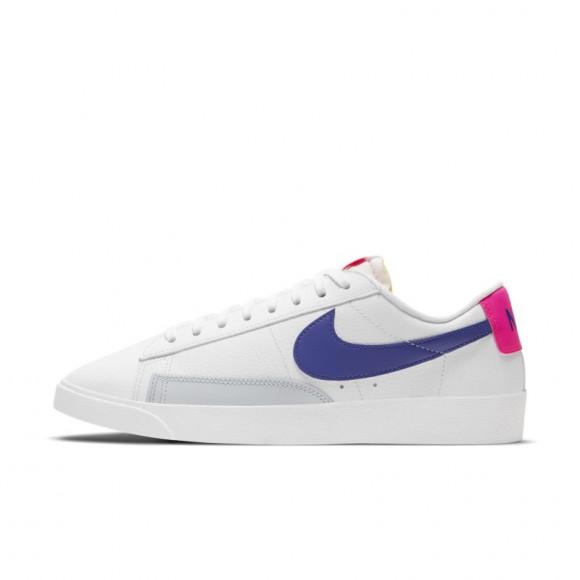 Chaussure Nike Blazer Low pour Femme - Blanc - DC9211-100