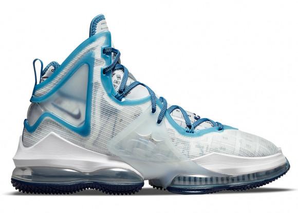Nike Lebron 19 Space Jam - DC9338-100/DC9342-100