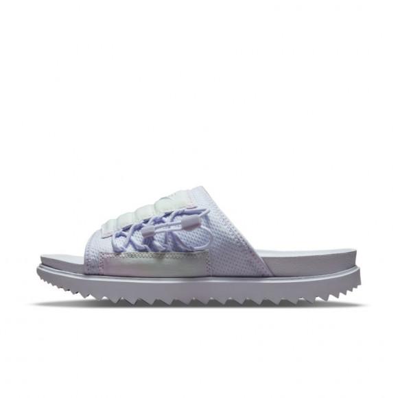 Nike Asuna Print Women's Slide - Purple - DC9950-500
