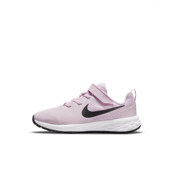 Nike Revolution 6 Younger Kids' Shoes - Pink - DD1095-608