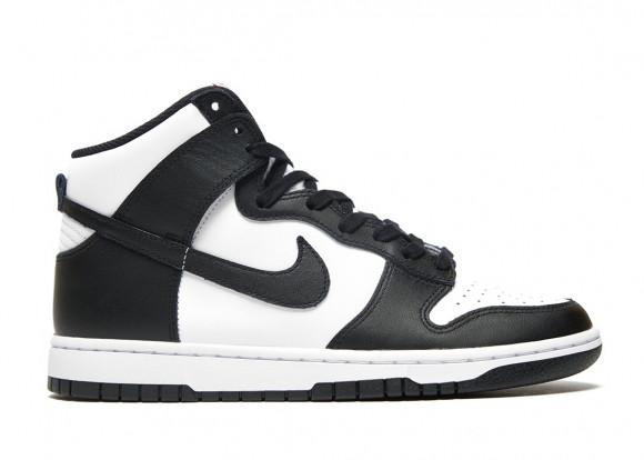 Nike Dunk High Black White (2021) - DD1399-103
