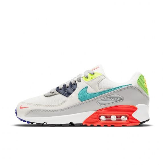 Chaussure Nike Air Max 90 EOI pour Femme - Gris - DD1500-001