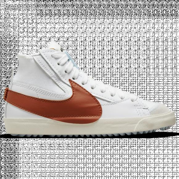 Nike Blazer Mid '77 Jumbo Men's Shoes - White - DD3111-101