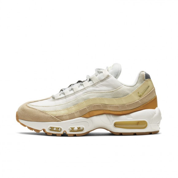 Nike Air Max 95 Women's Shoe - White - DD6622-100