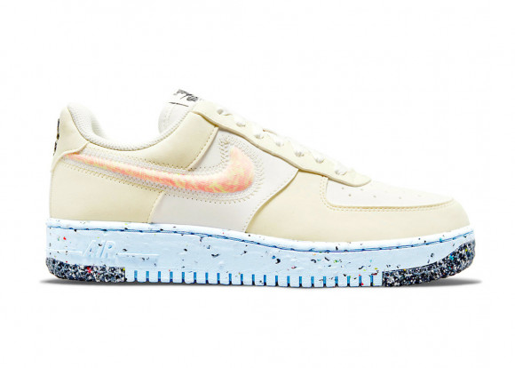 Nike Air Force 1 Low Crater Cream Sail Ice Blue - DH0927-100
