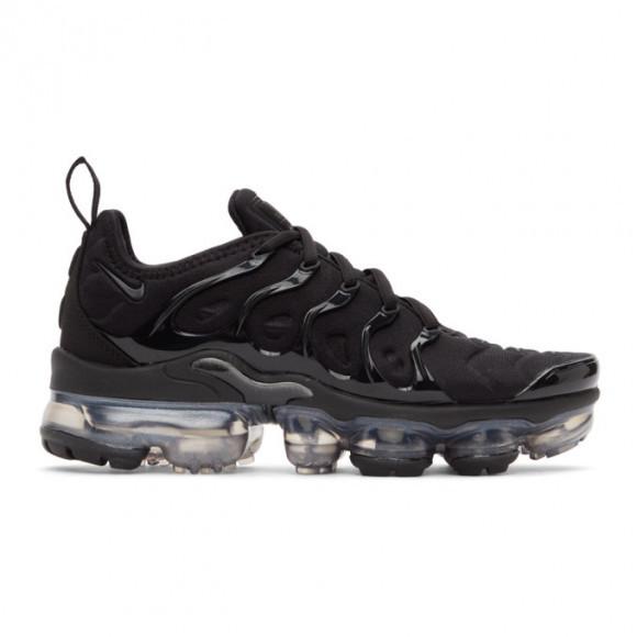 Nike Black Air VaporMax Plus Sneakers - DH1063-001
