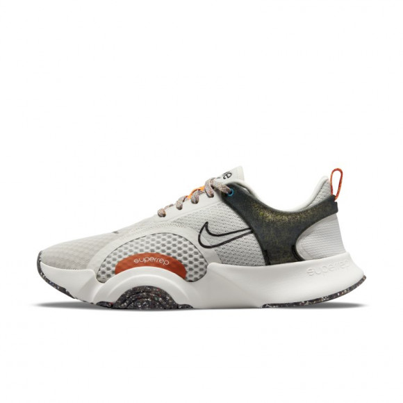 nike nsw tiempo trainer grey sneakers black - DH2728-091