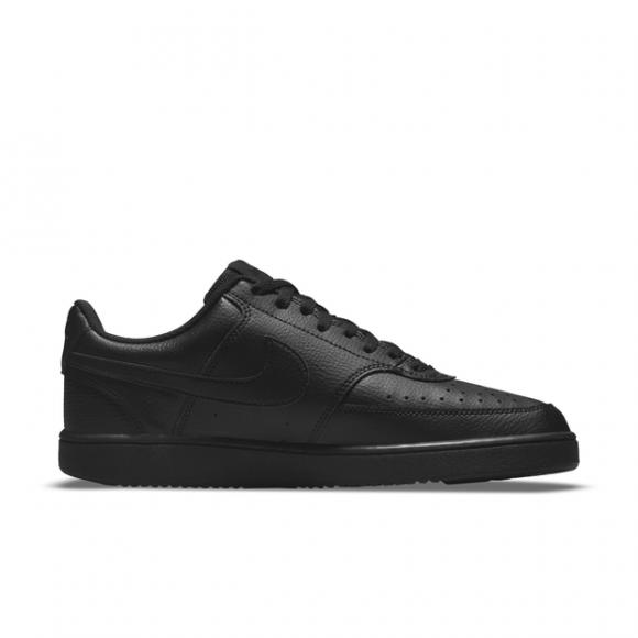 Nike Court Vision Low Next Nature Men's Shoes - Black - DH2987-002