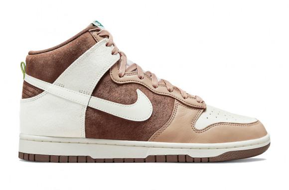Nike Dunk High Light Chocolate (2021) - DH5348-100
