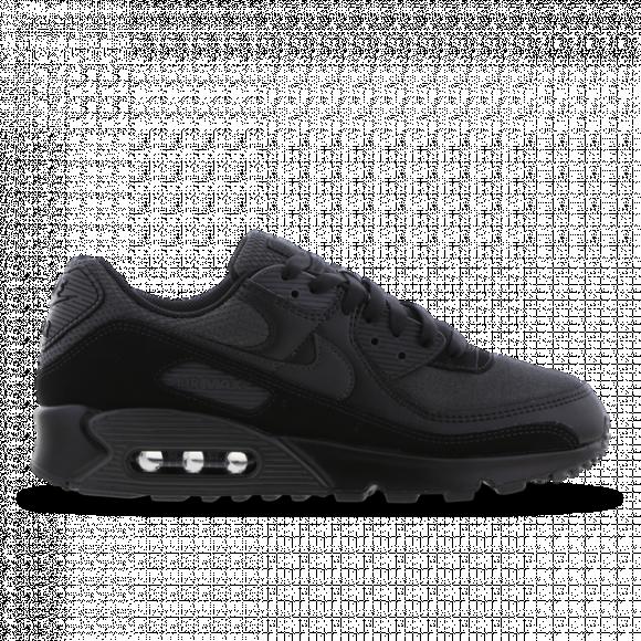 Nike Air Max 90 Black/ Dk Smoke Grey-Black - DH9767-001
