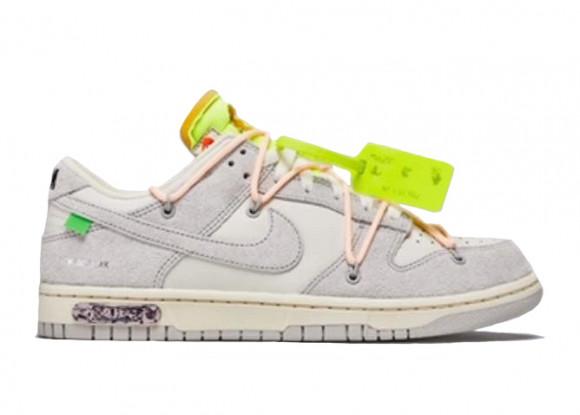 Nike Dunk Low Off-White Lot 12 - DJ0950-100