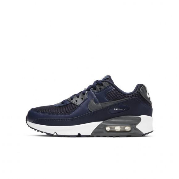 Chaussure Nike Air Max 90 pour Enfant plus âgé - Bleu - DJ4614-400