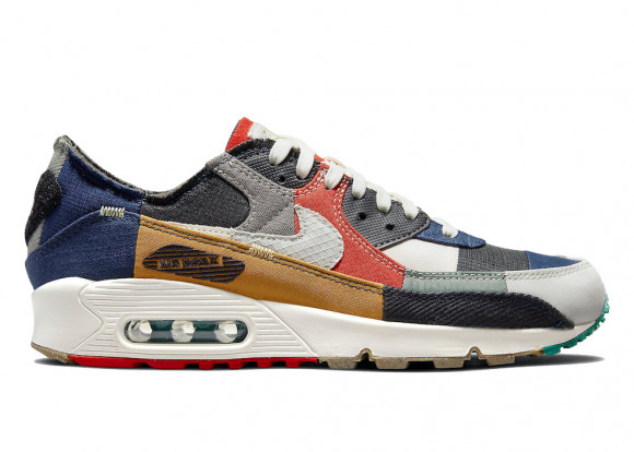 Nike Air Max 90 Scrap - DJ4878-400