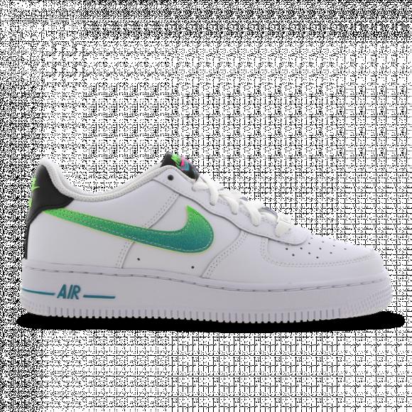 Nike Air Force 1 LV8 1 GS 'White Aquamarine' - DJ5154-100