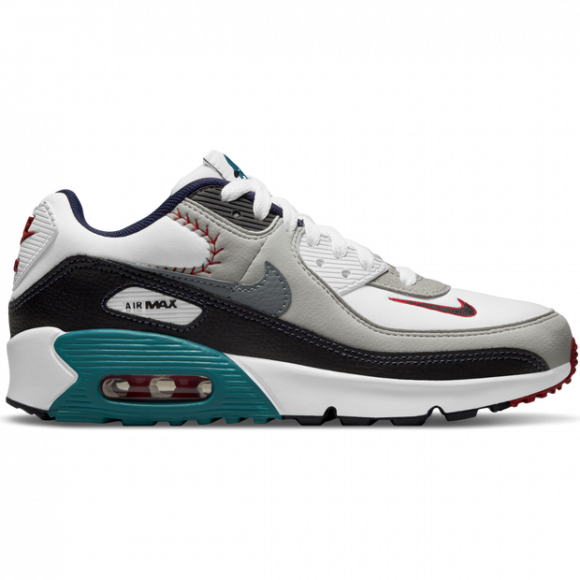 Nike Ken Griffey Jr. x Air Max 90 GS 'Backwards Cap' - DJ5194-100
