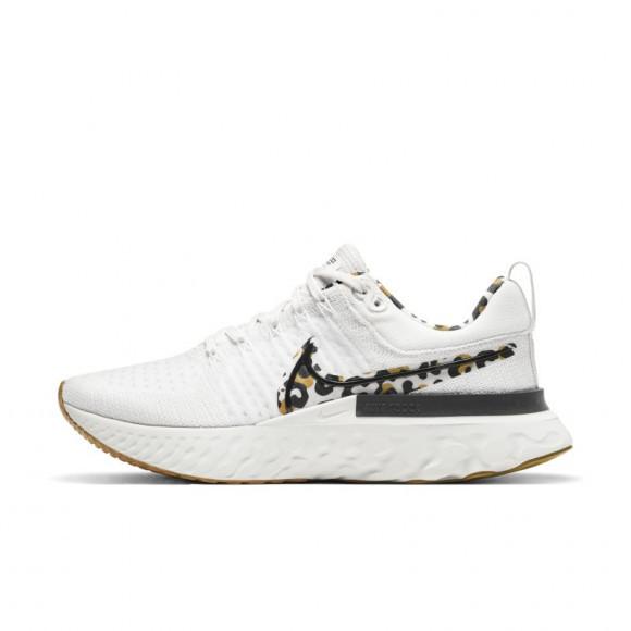 Nike React Infinity Run Flyknit 2 Women's Running Shoe - Grey - DJ5932-001