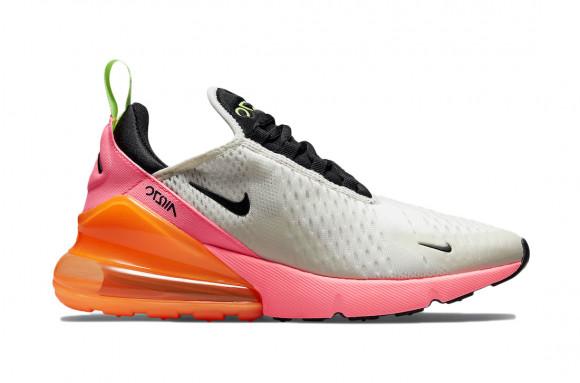 Nike Air Max 270 White Pink Orange