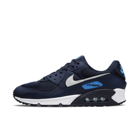 Chaussure Nike Air Max 90 pour Homme - Bleu - DJ6881-400