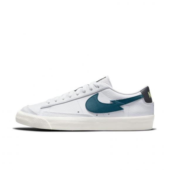 Nike Blazer Low '77 Men's Shoe - White - DJ6895-100